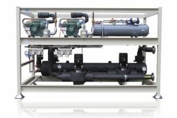 Kølegruppen har leveret Co2 vandkølingsanlæg og anlæg til køle- og fryserum til slagterier, produktioner og lagerhaller