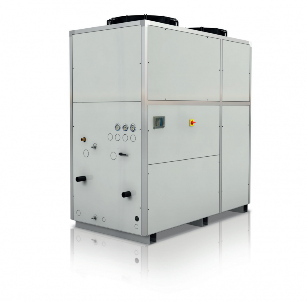 Luftkølet HFC chiller RAK-E