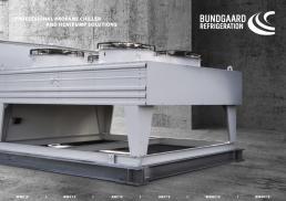 Nyt Bundgaard Produktkatalog - Propan chiller og vamepumpe serie