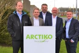 Kølegruppen A/S og Arctiko A/S i partnerskab med internationale ambitioner